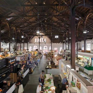 Lancaster Central Market Preservation and Development Planning