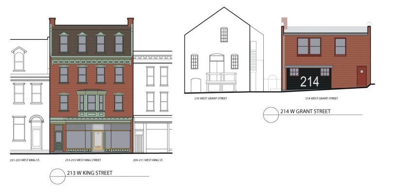 Revitalizing West King Street:  A Model For the City