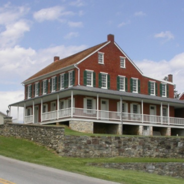 New Cultural Heritage Center and Restoration of the Groff Store-House