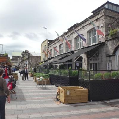 Cornmarket Street in Cork