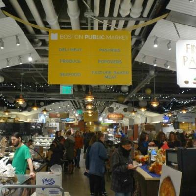 Inside Boston's Public Market